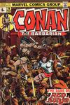 Cover Thumbnail for Conan the Barbarian (1970 series) #24 [British]