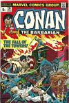 Cover Thumbnail for Conan the Barbarian (1970 series) #26 [British]