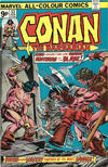 Cover for Conan the Barbarian (Marvel, 1970 series) #53 [British]