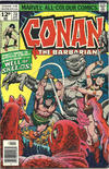 Cover Thumbnail for Conan the Barbarian (1970 series) #73 [British Price Variant]