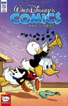 Cover Thumbnail for Walt Disney's Comics and Stories (2015 series) #733 [Subscription Cover Variant]