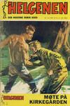Cover for Helgenen (Romanforlaget, 1966 series) #2/1967