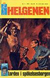 Cover for Helgenen (Romanforlaget, 1966 series) #7/1970