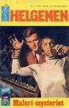 Cover for Helgenen (Romanforlaget, 1966 series) #8/1970