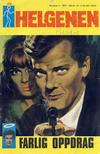 Cover for Helgenen (Romanforlaget, 1966 series) #1/1971