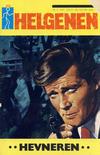 Cover for Helgenen (Romanforlaget, 1966 series) #3/1971