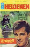 Cover for Helgenen (Romanforlaget, 1966 series) #7/1971