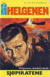 Cover for Helgenen (Romanforlaget, 1966 series) #9/1971