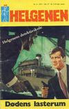 Cover for Helgenen (Romanforlaget, 1966 series) #8/1971