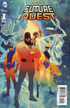 Cover Thumbnail for Future Quest (2016 series) #1 [Bill Sienkiewicz]
