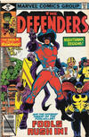 Cover for The Defenders (Marvel, 1972 series) #74 [Direct]