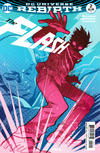 Cover Thumbnail for The Flash (2016 series) #2 [Karl Kerschl Cover]