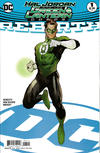 Cover for Hal Jordan and the Green Lantern Corps: Rebirth (DC, 2016 series) #1 [Cary Nord Variant Cover]