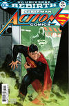 Cover for Action Comics (DC, 2011 series) #959 [Ryan Sook Cover Variant]