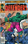 Cover for The Defenders (Marvel, 1972 series) #81 [Newsstand]