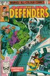 Cover for The Defenders (Marvel, 1972 series) #85 [British]