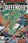 Cover for The Defenders (Marvel, 1972 series) #83 [Direct]