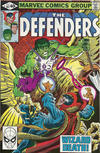 Cover for The Defenders (Marvel, 1972 series) #82 [Direct]