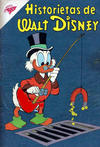 Cover for Historietas de Walt Disney (Editorial Novaro, 1949 series) #158
