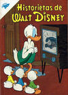 Cover for Historietas de Walt Disney (Editorial Novaro, 1949 series) #160