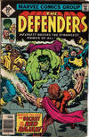 Cover Thumbnail for The Defenders (1972 series) #44 [Whitman]