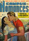 Cover for Campus Romances (Superior Publishers Limited, 1950 series) #3