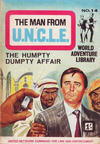 Cover for Man from U.N.C.L.E. World Adventure Library (World Distributors, 1966 series) #14
