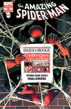 Cover Thumbnail for The Amazing Spider-Man (1999 series) #666 [Variant Edition -  Challengers Bugle Exclusive]