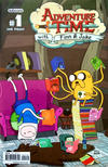 Cover Thumbnail for Adventure Time (2012 series) #1 [2nd Printing Cover by Chris Houghton]