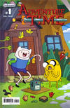 Cover Thumbnail for Adventure Time (2012 series) #1 [4th Printing Variant]