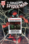 Cover Thumbnail for The Amazing Spider-Man (1999 series) #666 [Variant Edition - Chicago Comics Bugle Exclusive]