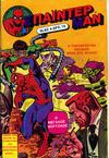 Cover for Σπάιντερ Μαν (Kabanas Hellas, 1977 series) #82