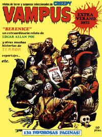 Cover Thumbnail for Vampus Extra (Ibero Mundial de ediciones, 1972 series) #1