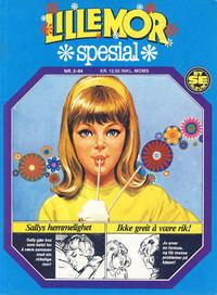 Cover Thumbnail for Lillemor Spesial (Serieforlaget / Se-Bladene / Stabenfeldt, 1980 series) #2/1984
