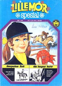 Cover Thumbnail for Lillemor Spesial (Serieforlaget / Se-Bladene / Stabenfeldt, 1980 series) #1/1984