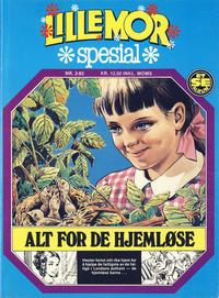 Cover Thumbnail for Lillemor Spesial (Serieforlaget / Se-Bladene / Stabenfeldt, 1980 series) #2/1983