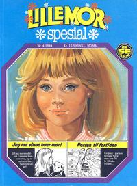 Cover Thumbnail for Lillemor Spesial (Serieforlaget / Se-Bladene / Stabenfeldt, 1980 series) #4/1984