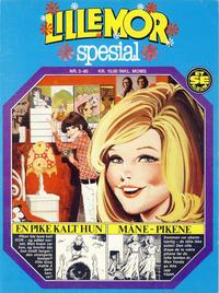 Cover Thumbnail for Lillemor Spesial (Serieforlaget / Se-Bladene / Stabenfeldt, 1980 series) #3/1980