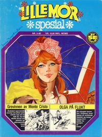 Cover Thumbnail for Lillemor Spesial (Serieforlaget / Se-Bladene / Stabenfeldt, 1980 series) #2/1980