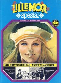 Cover Thumbnail for Lillemor Spesial (Serieforlaget / Se-Bladene / Stabenfeldt, 1980 series) #1/1985