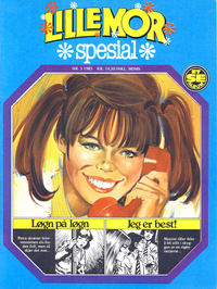 Cover Thumbnail for Lillemor Spesial (Serieforlaget / Se-Bladene / Stabenfeldt, 1980 series) #3/1985