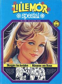 Cover Thumbnail for Lillemor Spesial (Serieforlaget / Se-Bladene / Stabenfeldt, 1980 series) #1/1986