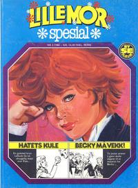 Cover Thumbnail for Lillemor Spesial (Serieforlaget / Se-Bladene / Stabenfeldt, 1980 series) #2/1986