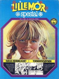 Cover Thumbnail for Lillemor Spesial (Serieforlaget / Se-Bladene / Stabenfeldt, 1980 series) #3/1986