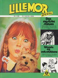 Cover Thumbnail for Lillemor Spesial (Serieforlaget / Se-Bladene / Stabenfeldt, 1980 series) #4/1986