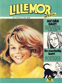 Cover Thumbnail for Lillemor Spesial (Serieforlaget / Se-Bladene / Stabenfeldt, 1980 series) #5/1986