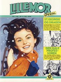 Cover Thumbnail for Lillemor Spesial (Serieforlaget / Se-Bladene / Stabenfeldt, 1980 series) #6/1986