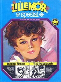 Cover Thumbnail for Lillemor Spesial (Serieforlaget / Se-Bladene / Stabenfeldt, 1980 series) #6/1985