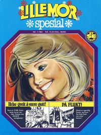 Cover Thumbnail for Lillemor Spesial (Serieforlaget / Se-Bladene / Stabenfeldt, 1980 series) #5/1985