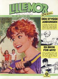 Cover Thumbnail for Lillemor Spesial (Serieforlaget / Se-Bladene / Stabenfeldt, 1980 series) #1/1987